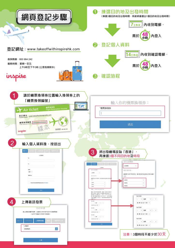Online Application Flyer 01